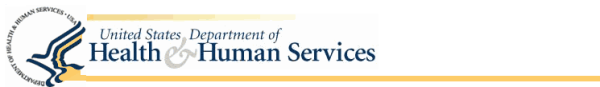 US Health & Human Services Badge